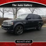 Used 2011 Land Rover Range Rover Sport Supercharged For Sale In Overland Park Ks 66202 The Auto Gallery