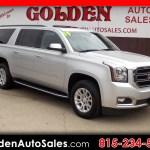Used 2019 Gmc Yukon Xl 4wd 4dr Slt For Sale In Byron Il 61010 Golden Auto Sales