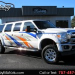 Used 2002 Ford Excursion 137 Wb 7 3l Limited 4wd For Sale In Portsmouth Va 23702 Holiday Motors
