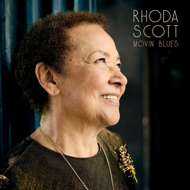 Image result for Rhoda Scott - Movin'Blues