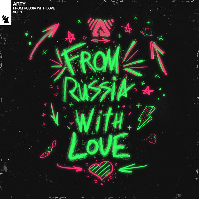 From Russia With Love Vol 1 by ARTY on MP3, WAV, FLAC, AIFF & ALAC ...