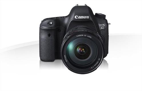 Canon 6D - Canon 16-35 F4 L