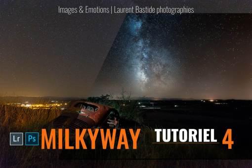 milky way processing