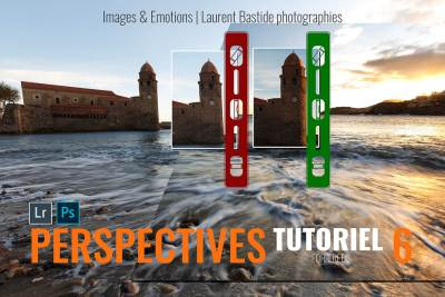 tutoriel redresser les perspectives