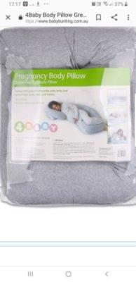 pregnancy pillow february 2020 birth