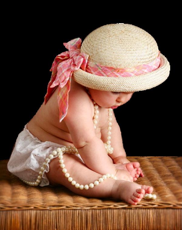 Bébé perles