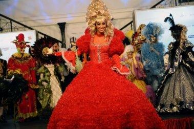 Bulgaria Venice party Ball