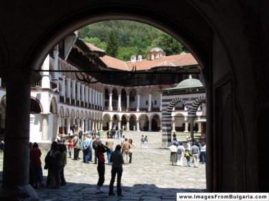 Photo Nenko Lazarov - Rila Monastery Рилски Манастир