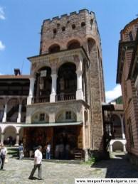 Photo: Nenko Lazarov - Rila Monastery / Хрельова кула