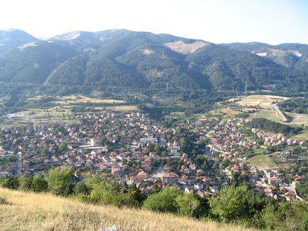 гледка от Средна Гора / View from Sredna Gora