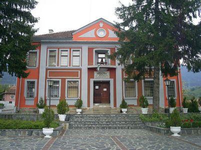 Музеят в Клисура / museum in Klisura Photo: Svilen Enev