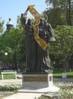 Photo: Vassia Atanassova - Cyril y Methodius monument