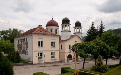 "Църквата ""Св. Богородица"" / Dormition of the Theotokos Church Photo: wikipedia"