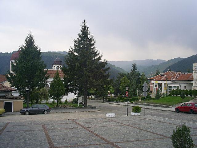 Изглед от град Клисура / View from Klisura Photo: wikipedia