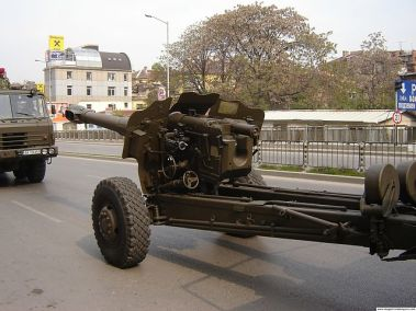 Артилерия / Artillery photo credit: Kiril Kapustin