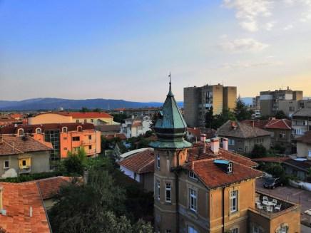 Kazanlak old town