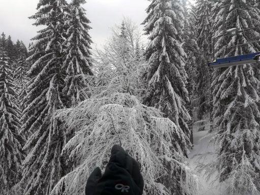 ski lift pamporovo