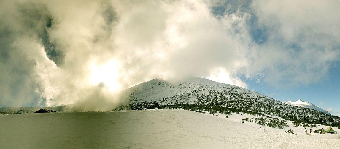 peak Godless / връх Безбог Photo credit: Radosveta Kirova