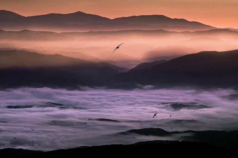 morning on peak Godless / Сутрин на Безбог Photo credit: Argortedil