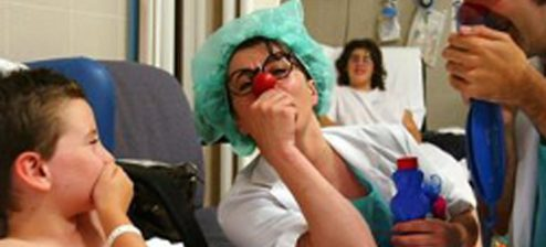 клоуни без граници България