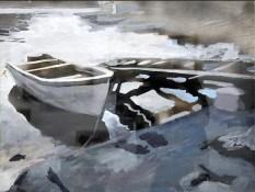 Велислава Гечева - стара лодка