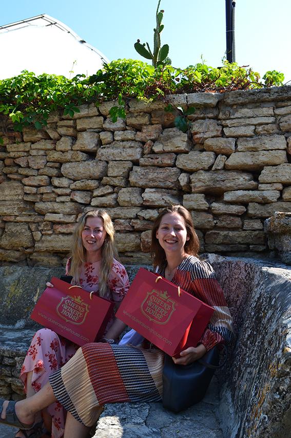 happy winery