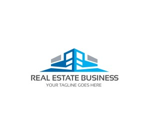 Real Estate Company Logo Template