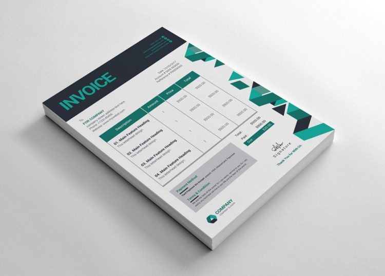 Business Invoice Templates