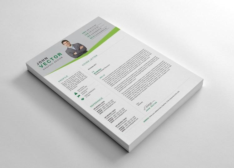 Printable Resume Design