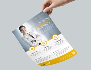 Corporate Modern Flyer Design