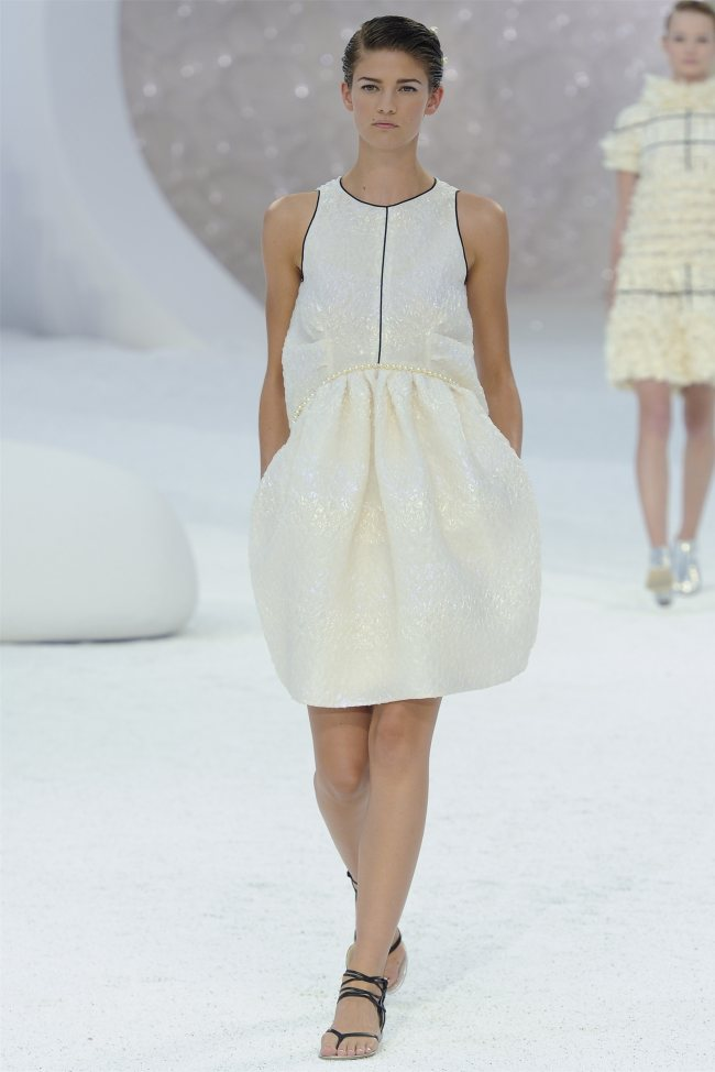 chanel12 Chanel Spring 2012 | Paris Fashion Week