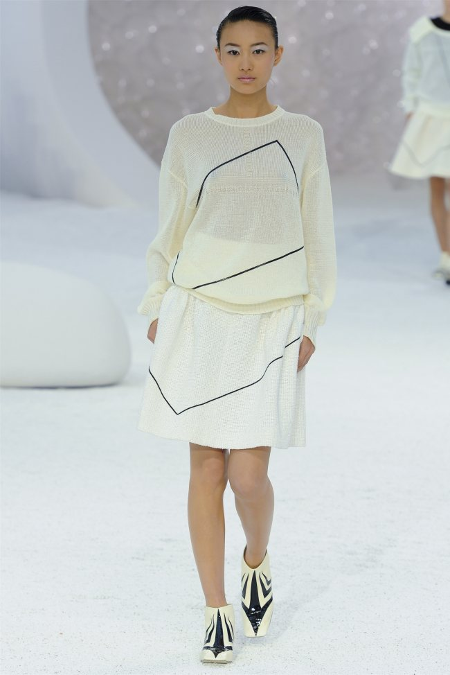 chanel15 Chanel Spring 2012 | Paris Fashion Week