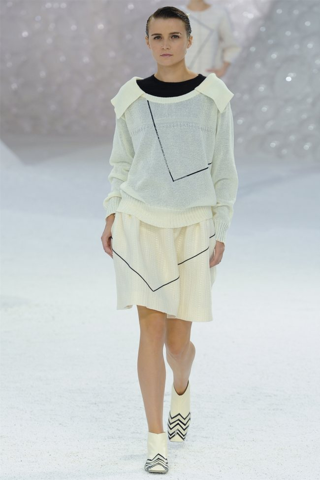 chanel16 Chanel Spring 2012 | Paris Fashion Week