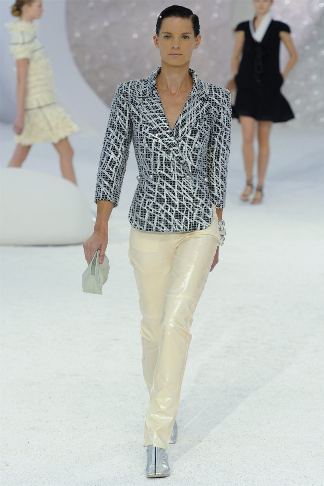 chanel24 Chanel Spring 2012 | Paris Fashion Week