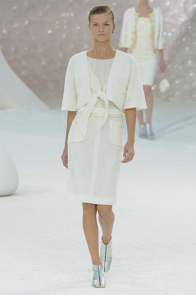 chanel4 Chanel Spring 2012 | Paris Fashion Week