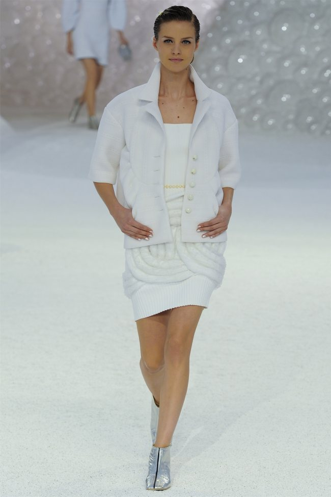 chanel42 Chanel Spring 2012 | Paris Fashion Week