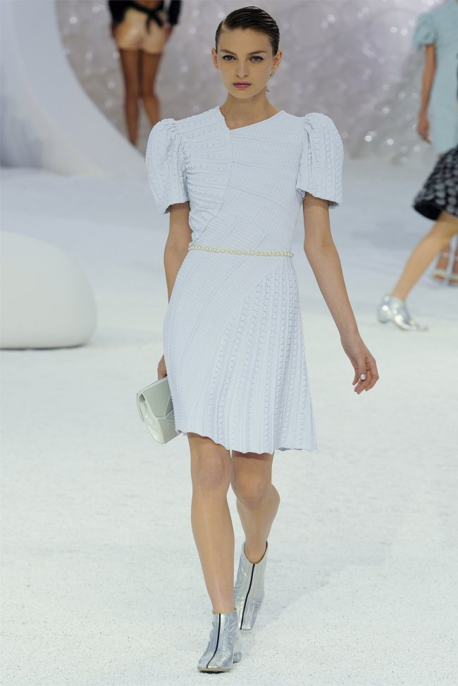 chanel44 Chanel Spring 2012 | Paris Fashion Week