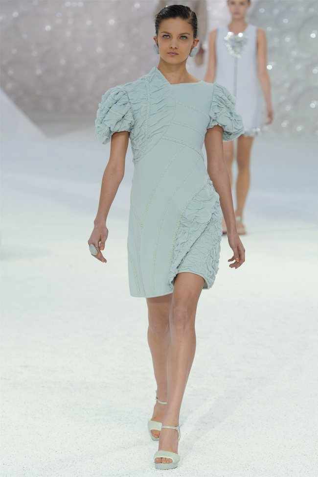 chanel45 Chanel Spring 2012 | Paris Fashion Week
