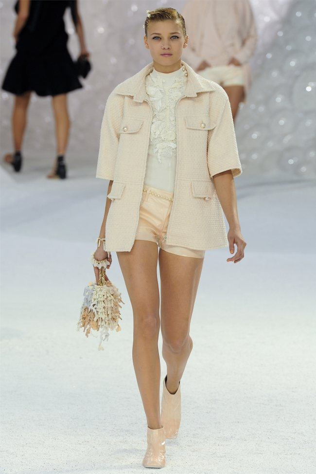chanel48 Chanel Spring 2012 | Paris Fashion Week