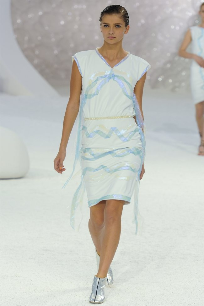 chanel59 Chanel Spring 2012 | Paris Fashion Week