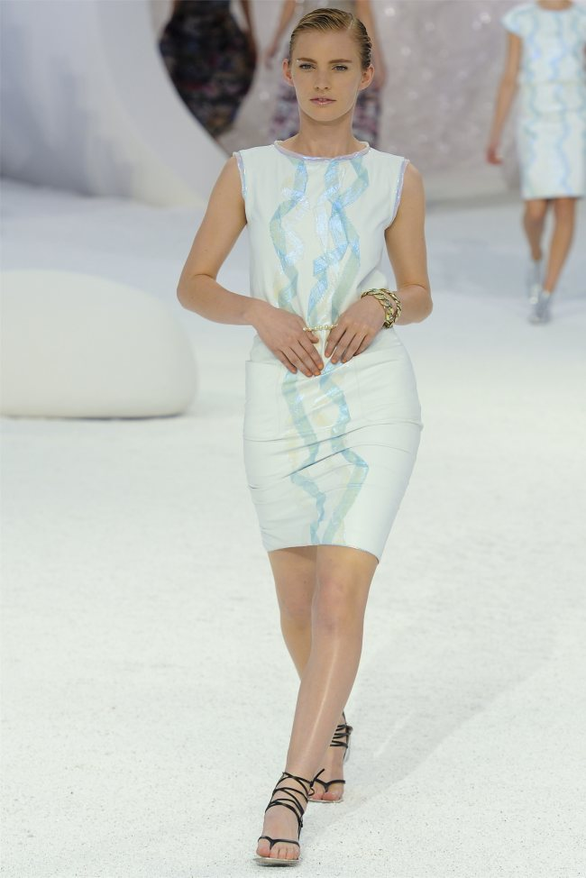 chanel60 Chanel Spring 2012 | Paris Fashion Week
