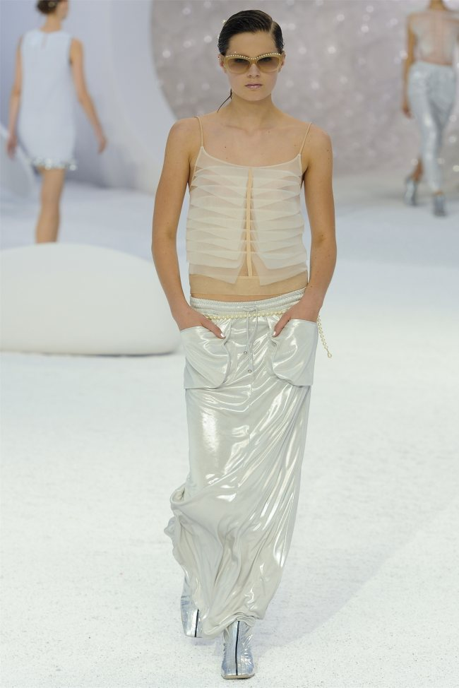 chanel68 Chanel Spring 2012 | Paris Fashion Week