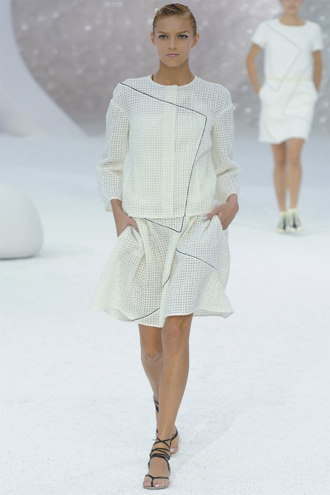 chanel7 Chanel Spring 2012 | Paris Fashion Week