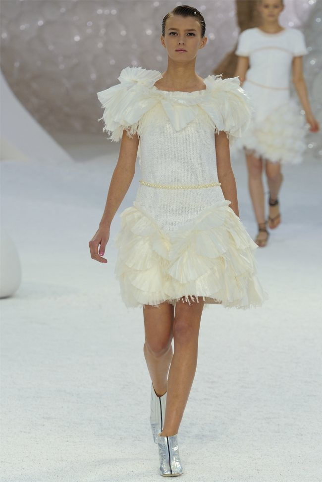 chanel77 Chanel Spring 2012 | Paris Fashion Week