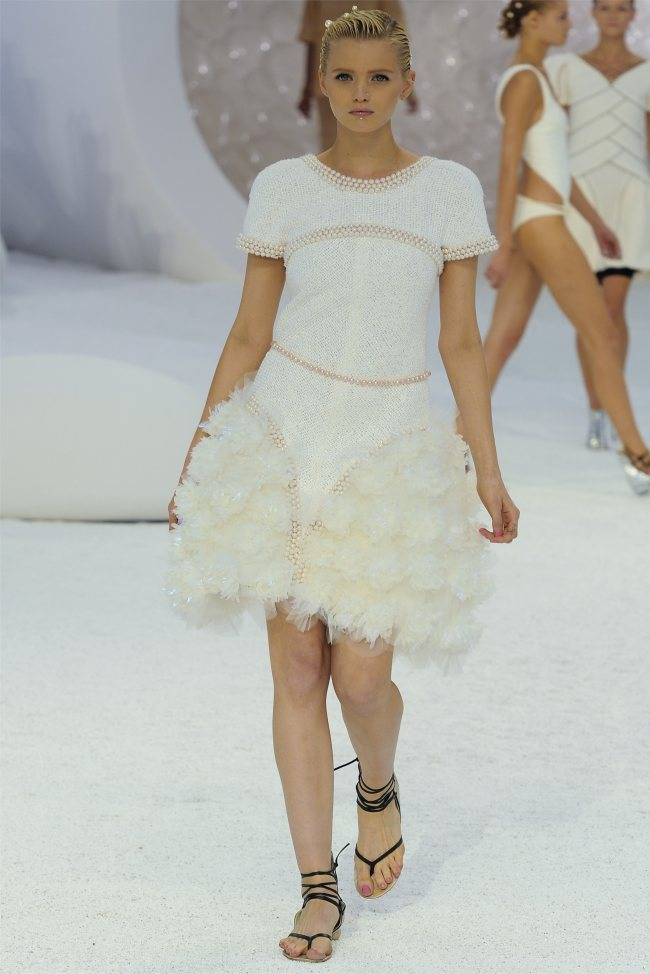 chanel78 Chanel Spring 2012 | Paris Fashion Week
