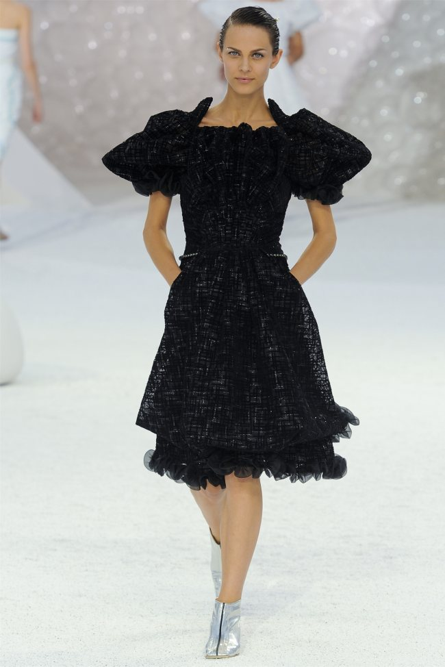 chanel81 Chanel Spring 2012 | Paris Fashion Week