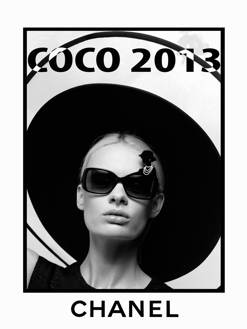 chanel1 Chanel Spring 2013 Lookbook by Karl Lagerfeld