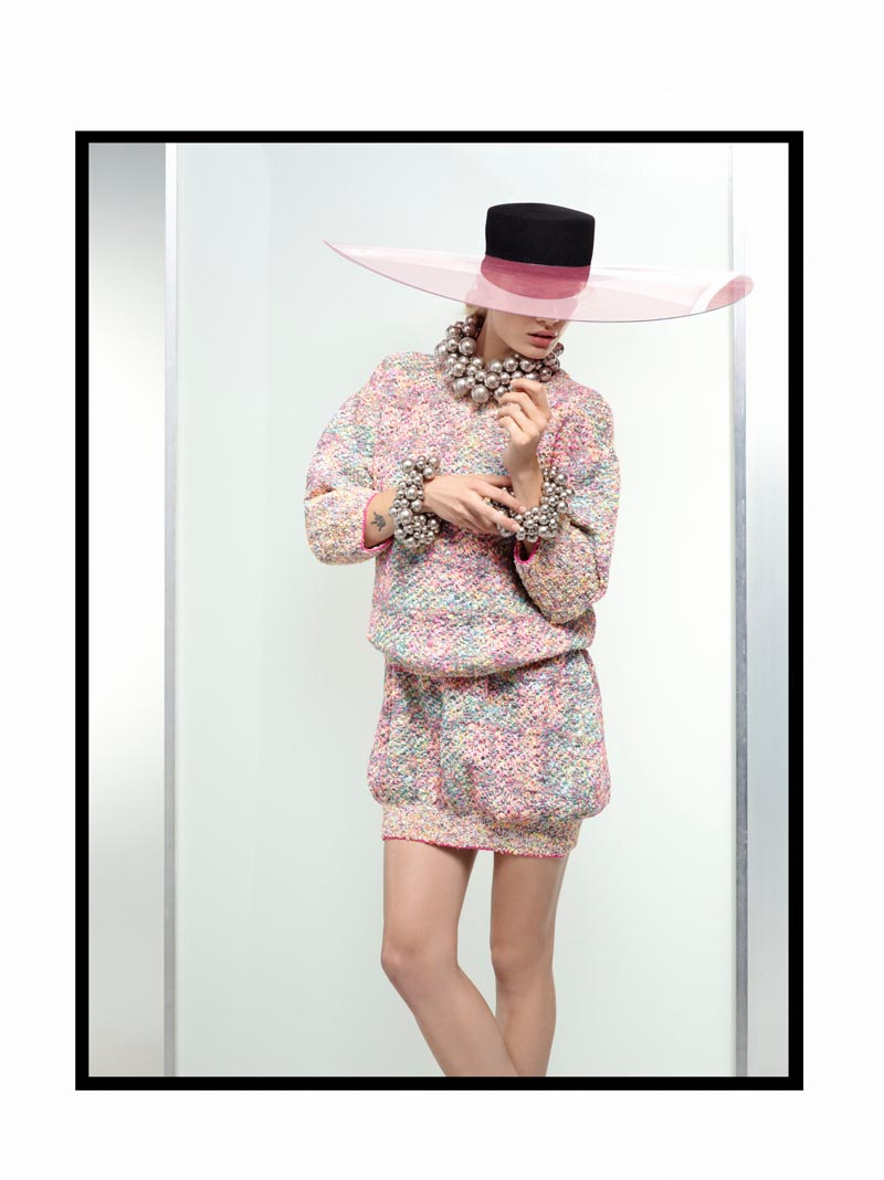 chanel3 Chanel Spring 2013 Lookbook by Karl Lagerfeld