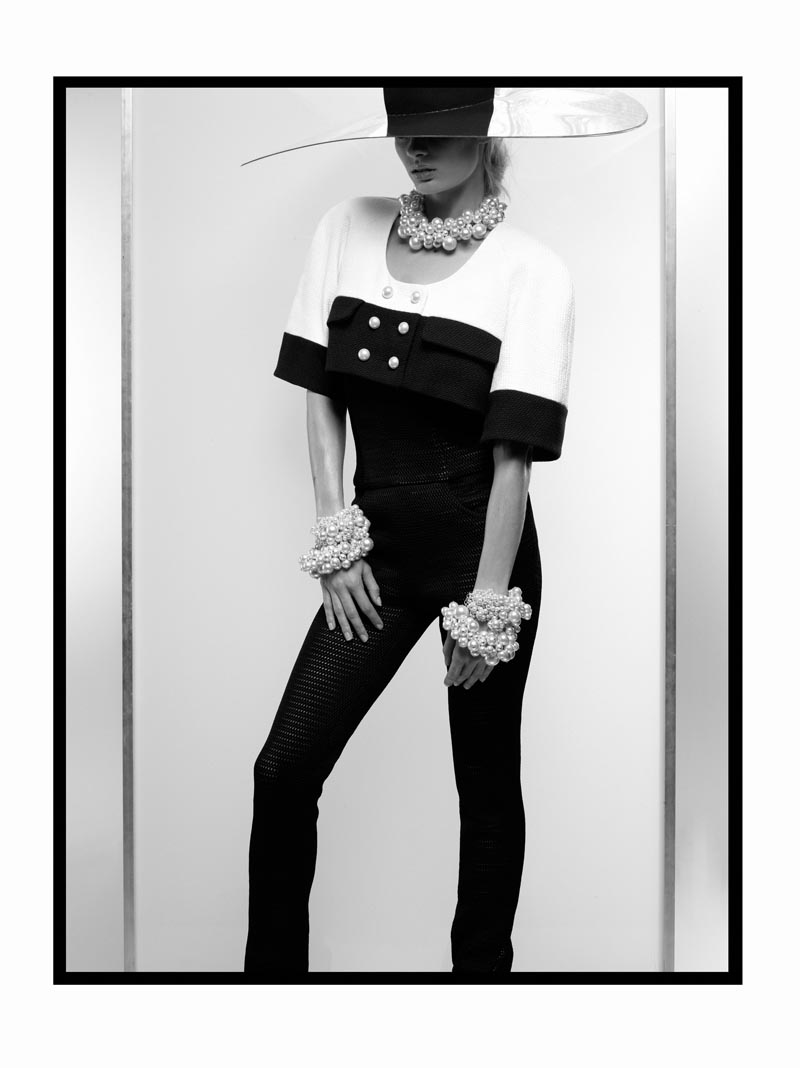 chanel7 Chanel Spring 2013 Lookbook by Karl Lagerfeld