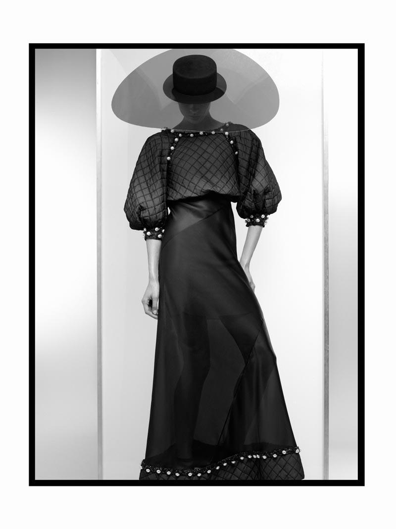 chanel9 Chanel Spring 2013 Lookbook by Karl Lagerfeld